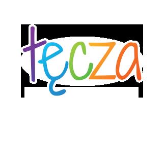Tęcza Łęki Logo